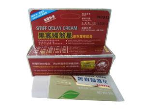 "Stiff Delay Cream-""Pure Natural Male Enhancement"" (20g) pictures & photos"