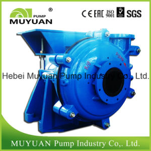 Corrosion & Acid Resistant Mineral Processing Tailing Thickener Overflow Slurry Pump pictures & photos