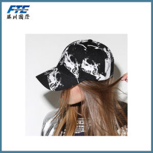 Custom Logo 3D Embroideried Sport Cap Cotton Cap pictures & photos
