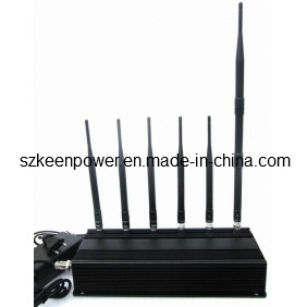 6 Bands Signal Jammer - Lojack Jammer - GPS Jammer pictures & photos