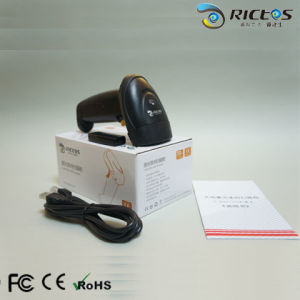 Wireless Handheld 1d Laser Barcode Scanner for POS System