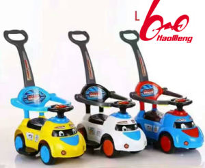 2017 New Model Hot Popular Toys Baby Kids Sliding Car Kids Swing Car Twist Car Baby Mega Car Walker Car Push Car Four Wheels Small Car pictures & photos