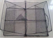 Chinese Fishing Folding Crab Trap CT L-32 pictures & photos