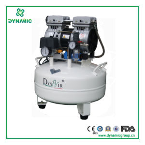 Silent Air Compressors for Food Fermentation (DA5001)
