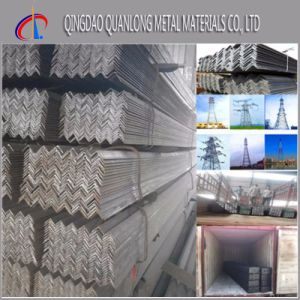Hot DIP Galvanized Angle Iron Prices Per Kg pictures & photos