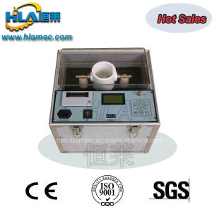 Zjy on Line Electric Oil Testing Equipment pictures & photos