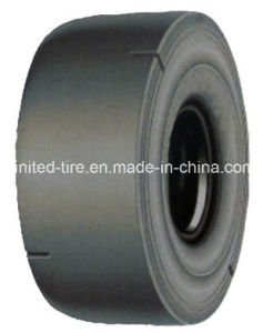 Smooth Tread Pattern Tyres for Underground Mine, pictures & photos