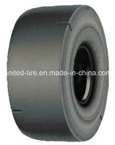 Smooth Tread Pattern Tyres for Underground Mine,