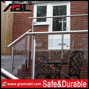 Stainless Steel Stair Case Rail (DD002) pictures & photos