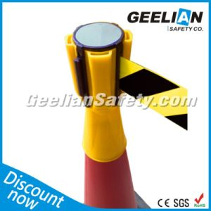 Cheap Plastic Wall Mounted Retractable Barriers pictures & photos