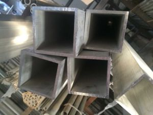 Aluminum Square Tube (3003, 3004, 3105, 5052, 5083) pictures & photos
