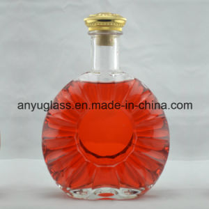Xo Wine Glass Bottle, Alcohol Glass Bottle for Liquor pictures & photos