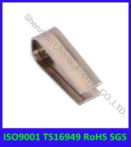 High Quality (ISO 9001 TS16949) Flat Spring Clip