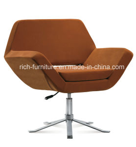 Cheap Metal Frame Fabric Leisure Chair pictures & photos