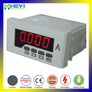 AC DC Voltage Digital Panel Meter Rh-Da51 96*48 Hole Size Single Phase pictures & photos