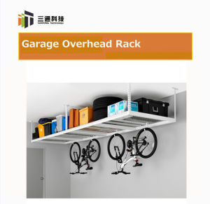 Overhead Garage Storage Rack, Metal Shelving, Metal Storage Racks for Us pictures & photos