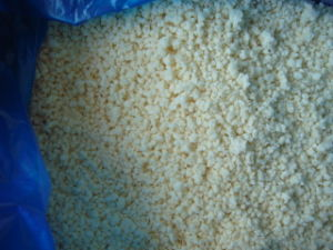 Frozen IQF Garlic Diced