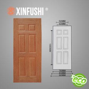 Wood Veneer Door Skin Melamine Door Skin 3mm Thickness Door Skin pictures & photos