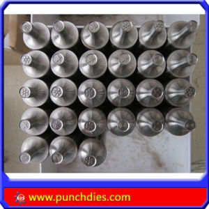 Rotary Punch Dies for Zp Tablet Press Machine
