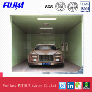 FUJI Car Elevator Automobile Lift for Sale with ISO9000 pictures & photos