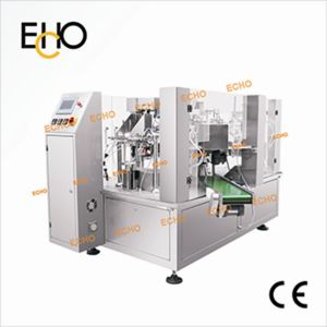 Rotary Packaging Machine for Zipper Pouch pictures & photos