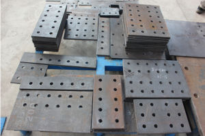 Gantry Moveable CNC Plate Drilling Machine Gmd2016 pictures & photos