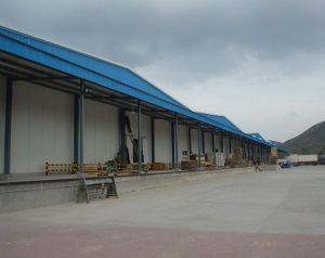Large Size Cold Storage Steel Structure Warehouse/ Workshop (DG3-052) pictures & photos