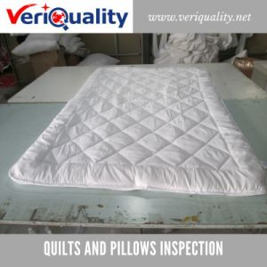 Quilt & Pillow Quality Control Inspection Service at Chuzhou, Anhui pictures & photos
