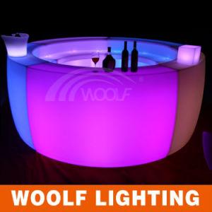 Nightclub Lighting Illuminated LED Bar Table Design pictures & photos
