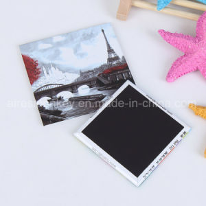 Promotional Tin Fridge Magnet Low Cost pictures & photos