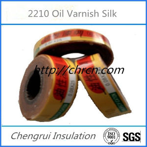 Electrical Insulation 2210 Oil Varnish Silk pictures & photos