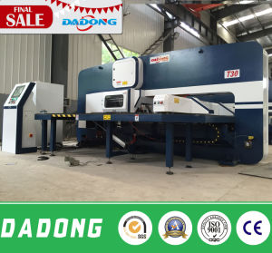 China Manufacturer of CNC Turret Punching Machine Tools pictures & photos