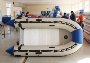 PVC Inflatable Sports Boat (BD270)