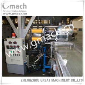 High Output Recycling Extrusion Machine Continuous Screen Changer pictures & photos