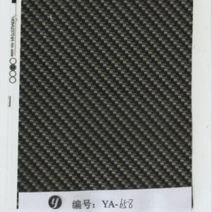 Yingcai Black Carbon Hydrographics Water Transfer Printing Film pictures & photos