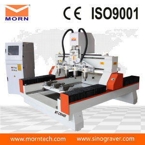Cheap CNC Wood Cutting Machine From China pictures & photos
