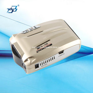 Radar Detector with Full Band Detection (R-DV9)