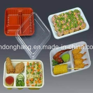 Plastic Fruit Box Container Plate Vacuum Forming Machine pictures & photos