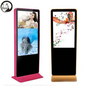65-Inch Standing Kiosk Digital Signage Network, Android Advertising Display (F650N) pictures & photos