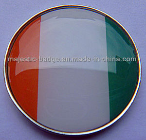 National Flag Golf Ball Marker pictures & photos