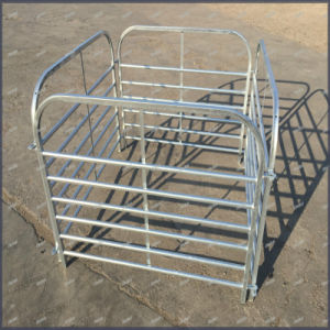 Arc-Shaped Steel Sheep Hurdle /Sheep Pen pictures & photos