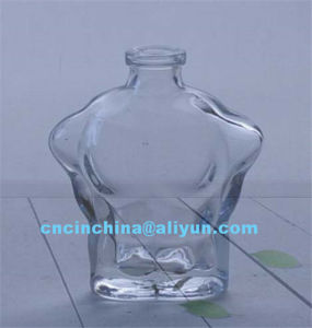 Shaped Crystal Glass Bottle for Perfume 20ml pictures & photos