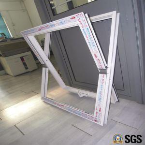 Aluminum Center Hung Windows/Center Pivot Window/Aluminum Windows, Aluminium Window, Window K05054 pictures & photos