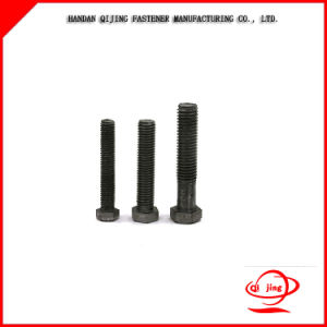 DIN933 Grade 8.8 Full Thread DIN931 Half Thread Carbon Steel Hex Bolt pictures & photos