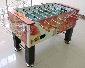 New MDF Soccer Table (CRV-003T) pictures & photos