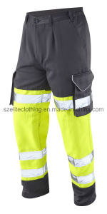 3m Reflective Safety High Visibility Pants (ELTHVJ-108) pictures & photos