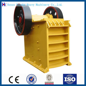 Definity Trust with Building Material Jaw Crusher for Sale pictures & photos