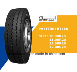 TBR Tyre, Radial Truck Tyre 10.00r20 11.00r20 12.00r20 12.00r24 pictures & photos