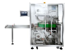 Ktc New Intelligent Balcony Type Wrapping Machine