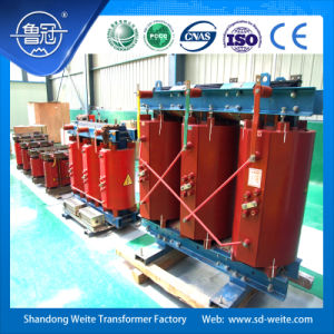 IEC Standards, 33kv Three Phase Indoor-Using Dry-Type Distribution Transformer with Protection Case pictures & photos